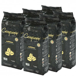 Café en Grains Campanini Sublimo - 6 Kg