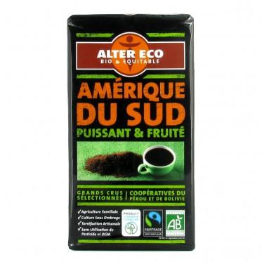 Café Moulu Alter Eco Amérique du Sud - 250 gr