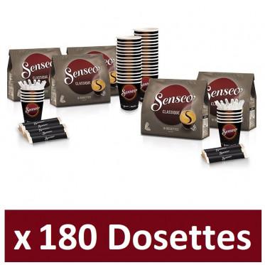 Dosette Senseo Boîte Distributrice Senseo Classique (sachet individuel) - 50 pads