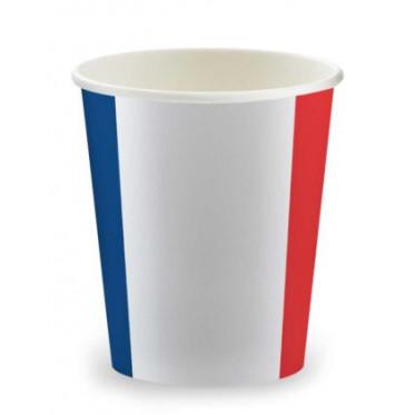Gobelets Distributeur Automatique en Carton 15 cl - France - par 100