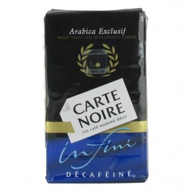 Café Moulu Carte Noire Infini Décaféiné - 250 gr