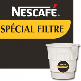 Gobelet Pré-dosé Café Nescafé Special Filtre - 20 boissons