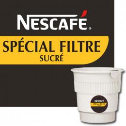 Gobelet Pré-dosé Café Nescafé Special Filtre Sucré - 20 boissons