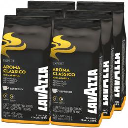 Café en Grains Lavazza Expert Aroma Classico - 6 Kg