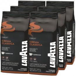Café en Grains Lavazza Expert Crema Classica - 6 Kg