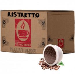 Capsule Lavazza Espresso Point Compatible Café Ristretto - 50 capsules - Caffè Bonini