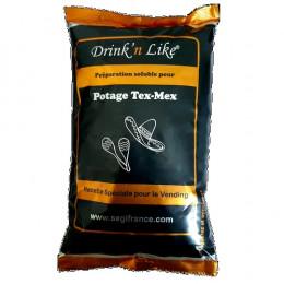 Potage pour distributeur automatique Drink'n Like Soupe Mexico 1 kg