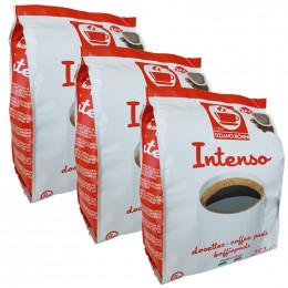 Dosette Souple Caffè Bonini - Café Intenso - 3 paquets - 108 dosettes