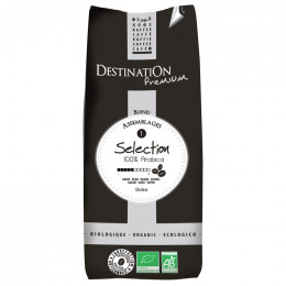 Café en Grains Bio Selection - Destination Grand Comptoir - 1 kg