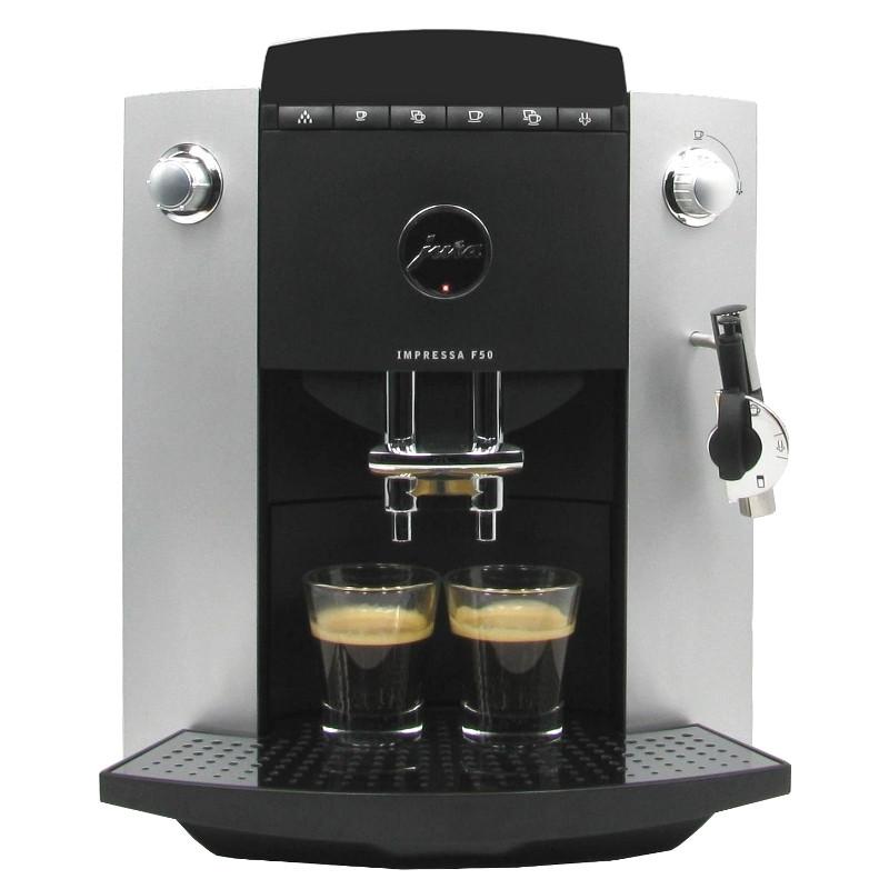 machine caf en grains jura impressa f50 jura. Black Bedroom Furniture Sets. Home Design Ideas