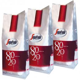 Café en Grains Segafredo 80-20 (80 arabica -20 robusta) - 3 Kg