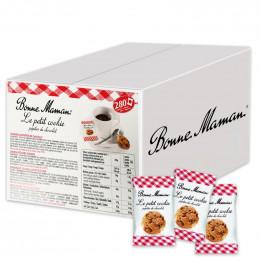 Biscuit en Gros : Bonne Maman Le petit cookie pépites de chocolat - 280 pièces
