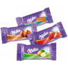 Tubo chocolat Milka Naps Mix - 207 pièces