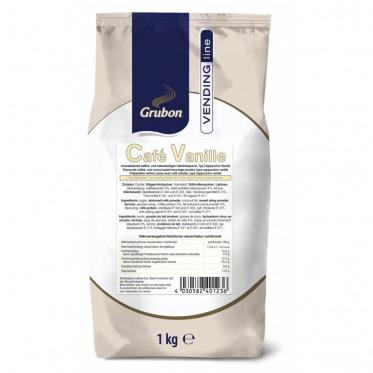 Café Gourmand Vending Grubon Cappuccino Vanille - 1 Kg