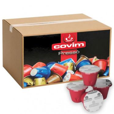 Capsules Nespresso Compatibles Covim Presso Orocrema - 50 capsules