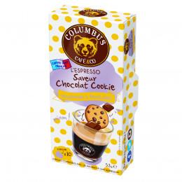 Capsule Nespresso Compatible Café Saveur Chocolat Cookie - Columbus Café - 10 capsules