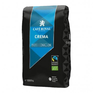 Café en Grains BIO - Café Royal - Crema - 1 Kg